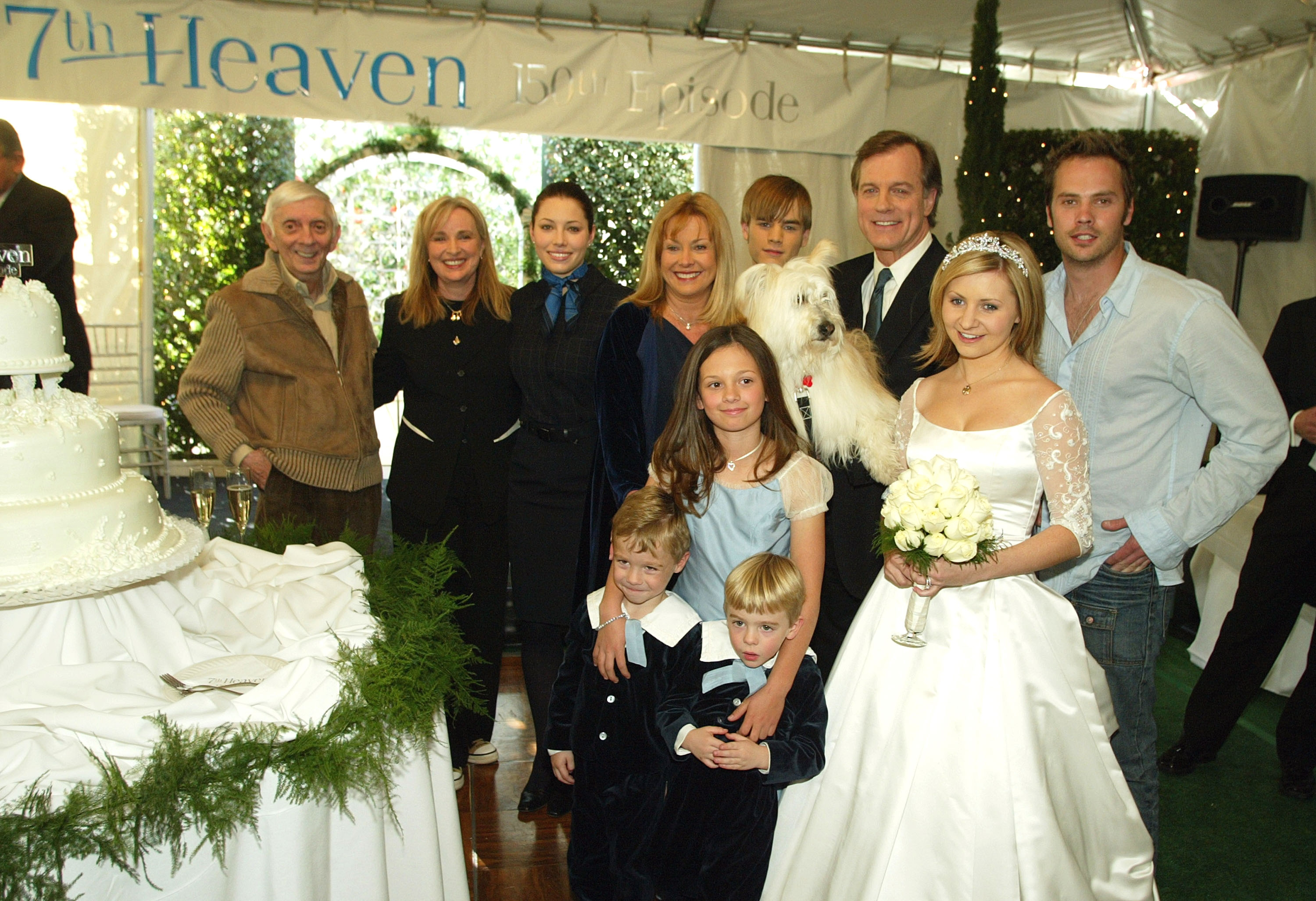 Photos de Mackenzie Rosman - Celebration of 150 episodes of 7th Heaven - 9