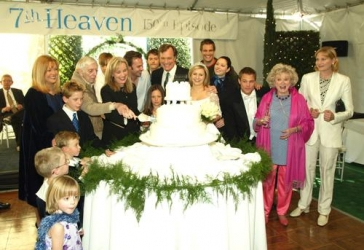 Photos de Mackenzie Rosman - Celebration of 150 episodes of 7th Heaven - 7