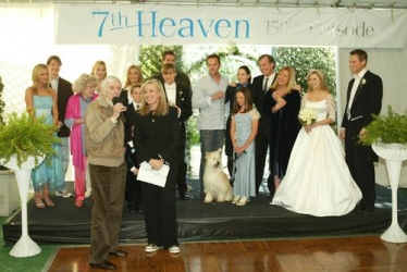 Photos de Mackenzie Rosman - Celebration of 150 episodes of 7th Heaven - 6