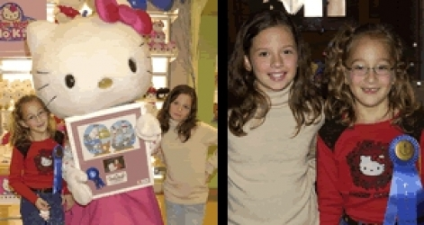 Photos de Mackenzie Rosman - Hello Kitty DreamWorld 28th Birthday - 3