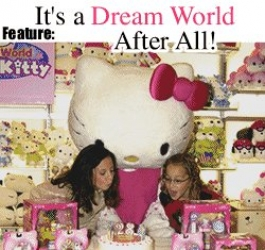 Photos de Mackenzie Rosman - Hello Kitty DreamWorld 28th Birthday - 1