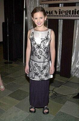Photos de Mackenzie Rosman - MovieGuide Awards 2002 - 1