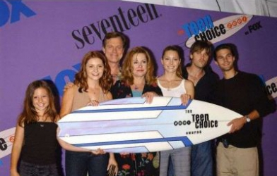 Photos de Mackenzie Rosman - Teen Choice Awards 2001 - 4