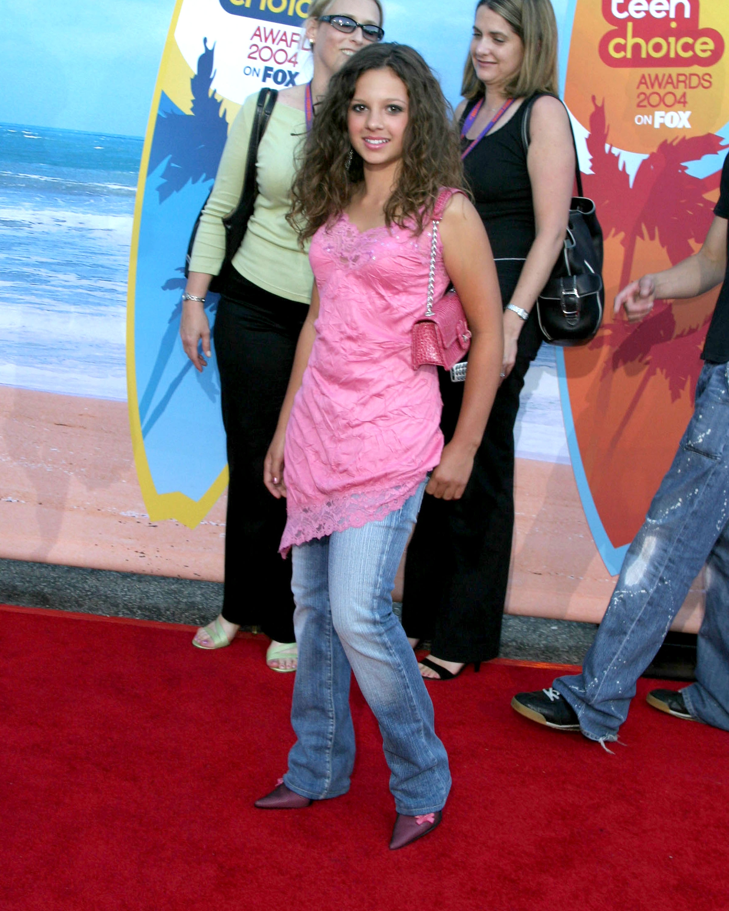 Photos de Mackenzie Rosman - Teen Choice Awards 2004 - 2