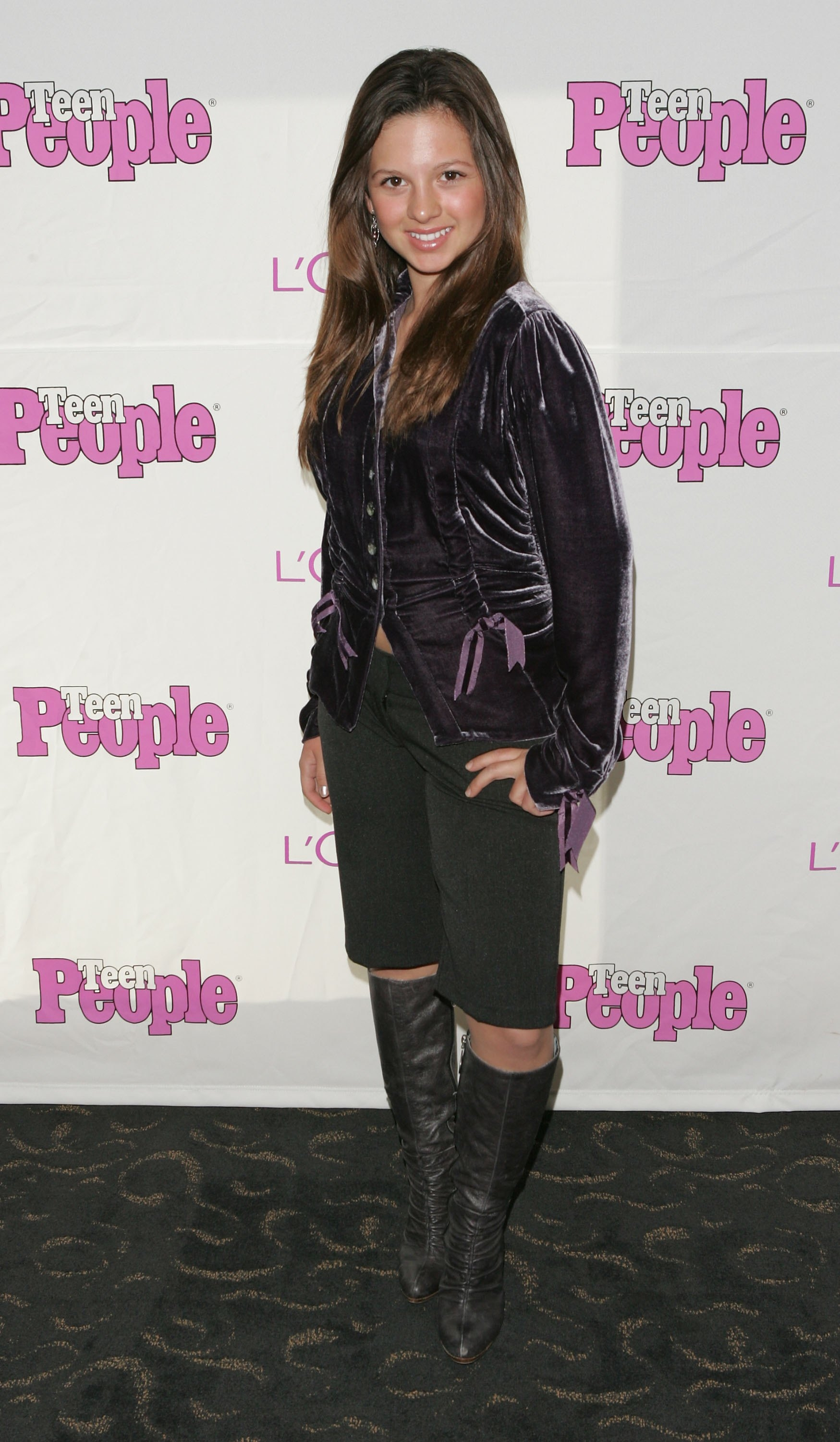 Photos de Mackenzie Rosman - Teen Peoples 20 Teens Who Will Change the World Awards Luncheon - 3