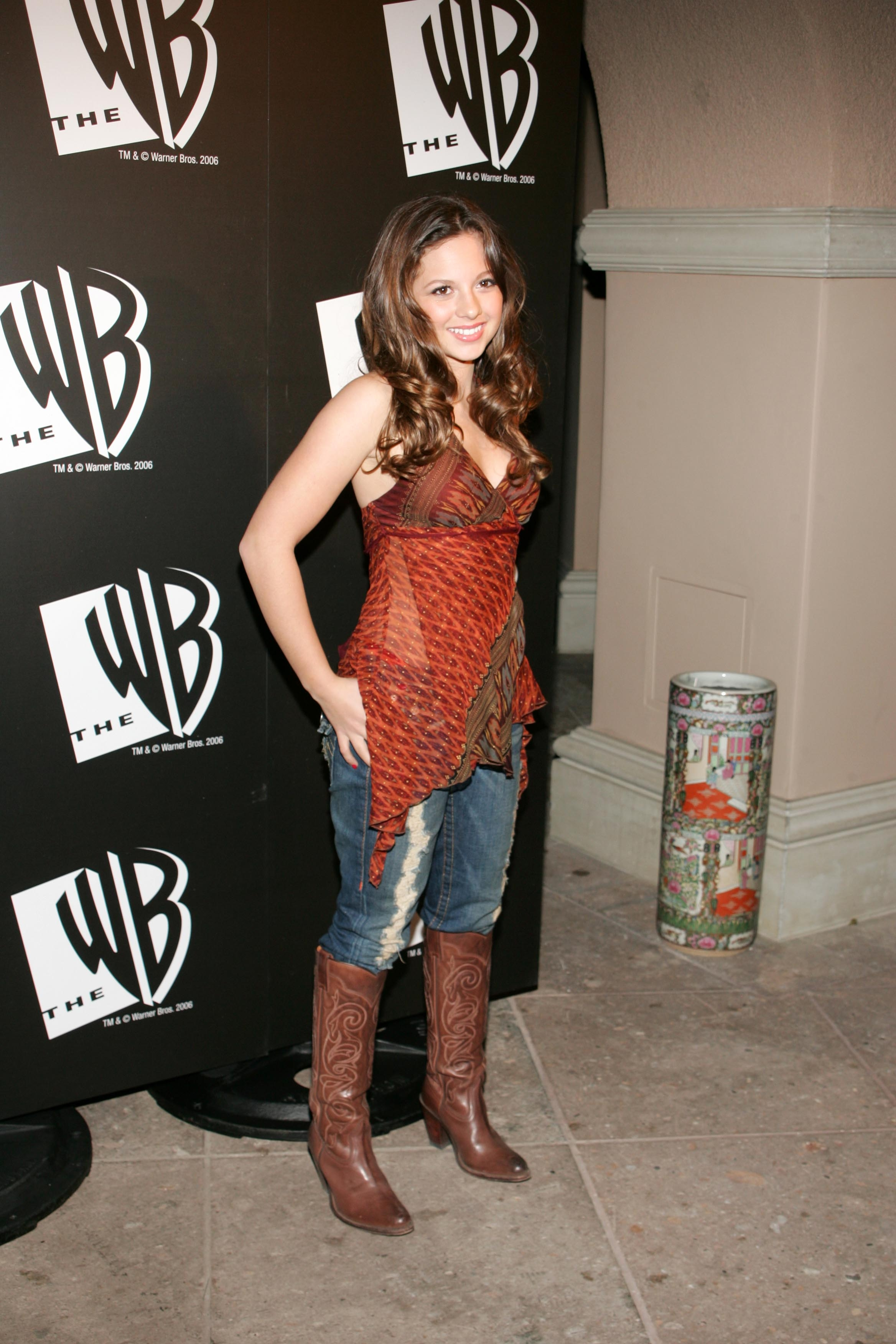 Photos de Mackenzie Rosman - The WB Networks 2006 All Star Party - 4