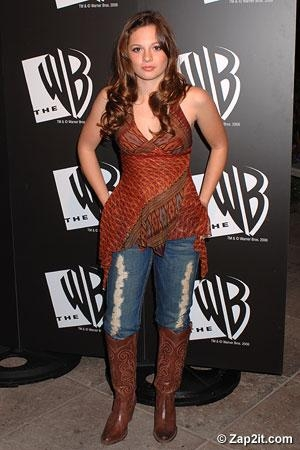 Photos de Mackenzie Rosman - The WB Networks 2006 All Star Party - 11