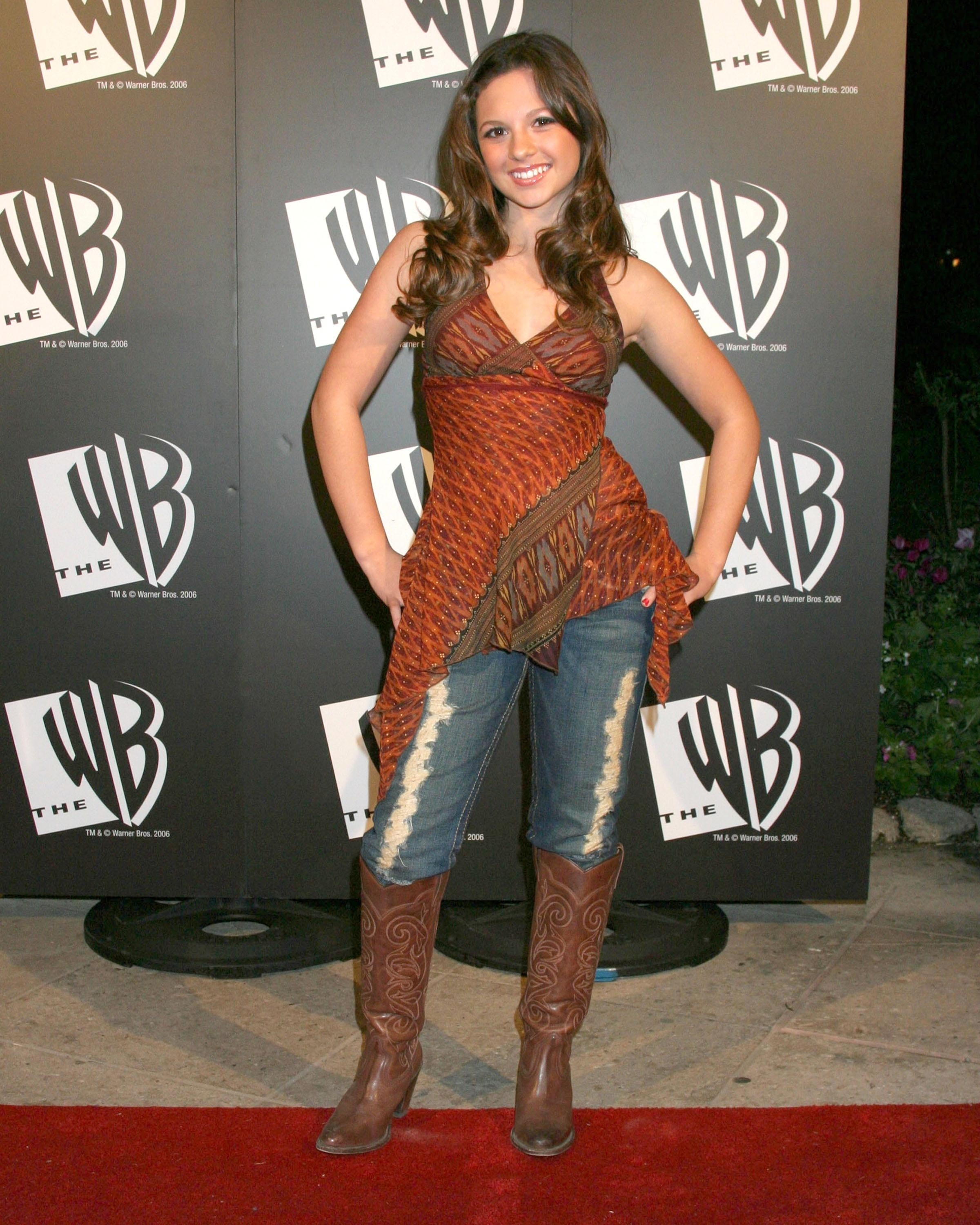 Photos de Mackenzie Rosman - The WB Networks 2006 All Star Party - 14