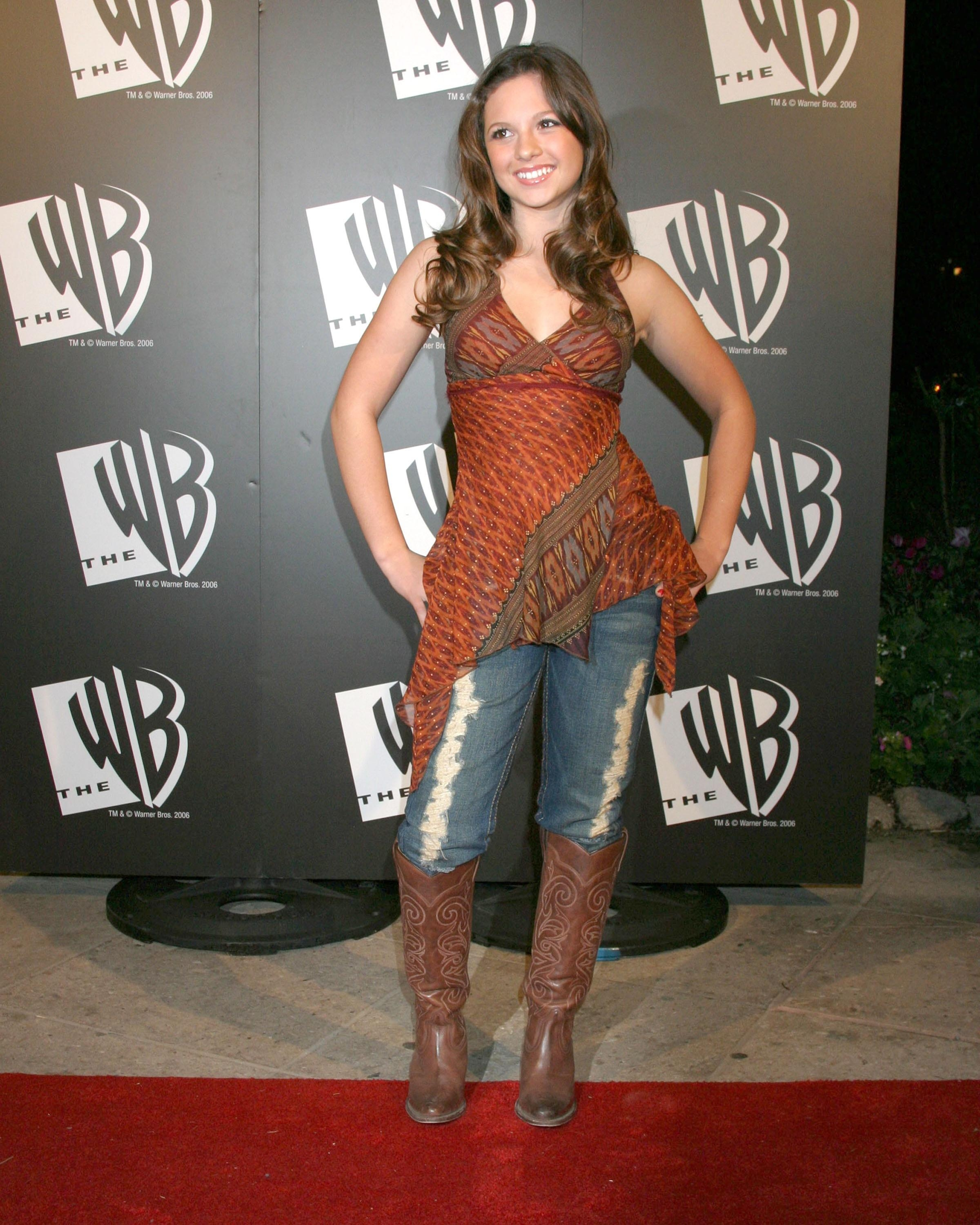 Photos de Mackenzie Rosman - The WB Networks 2006 All Star Party - 8