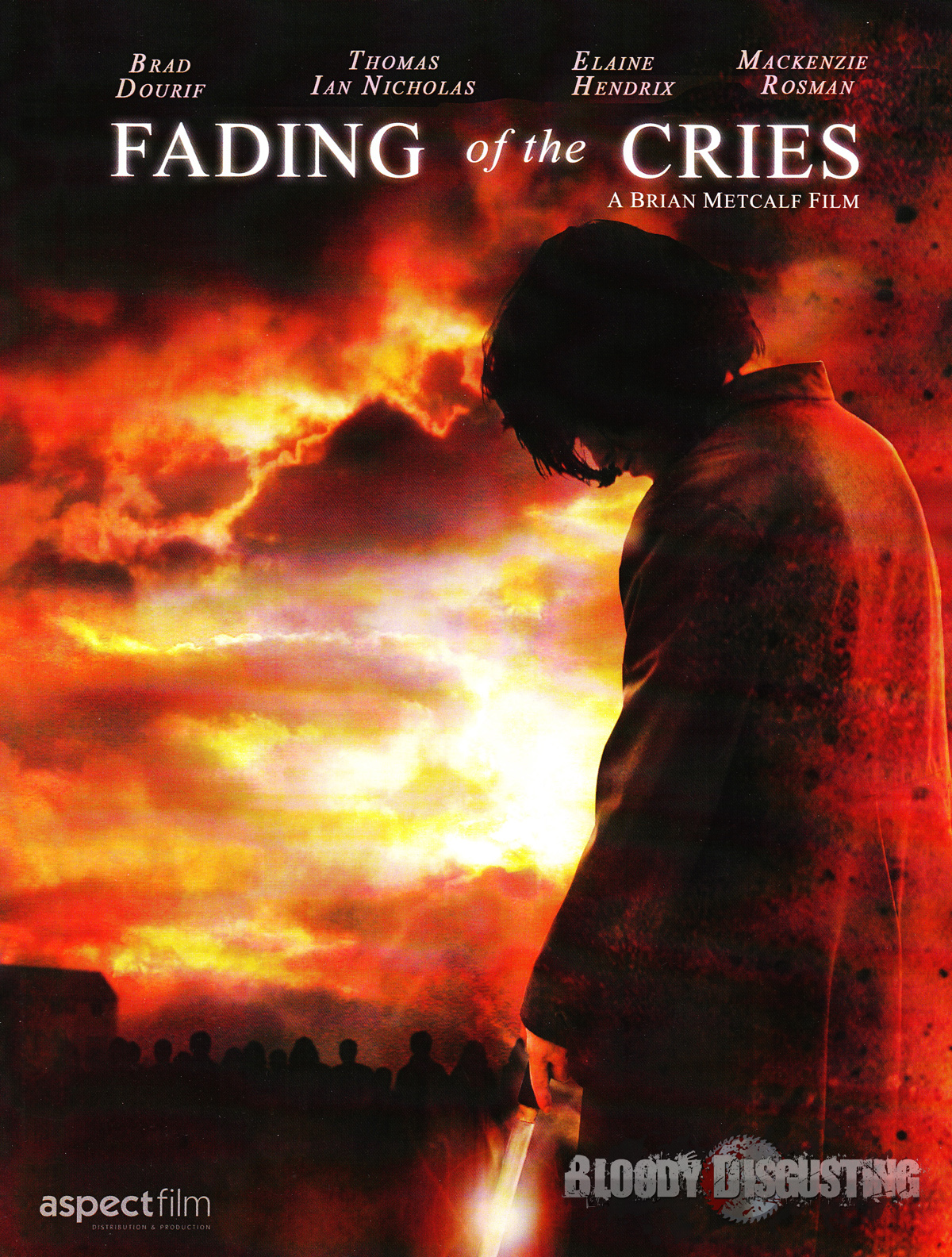 Biographie de Mackenzie Rosman, Fading of the Cries