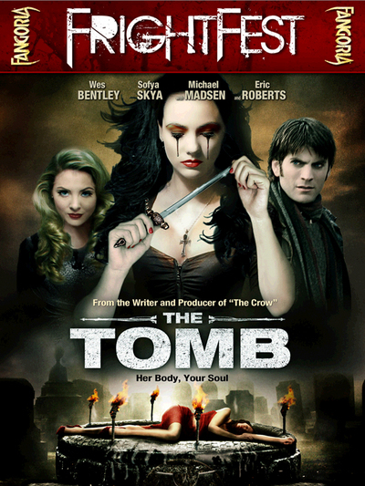 Biographie de Mackenzie Rosman, the Tomb