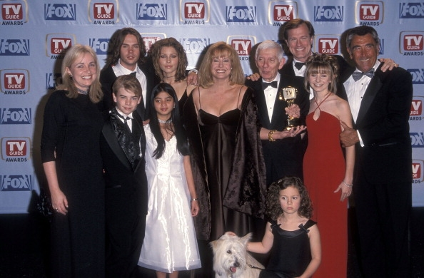 Photos de Mackenzie Rosman - First annual TV Guide Awards 02.01.1999 - 5