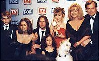 Photos de Mackenzie Rosman - First annual TV Guide Awards 02.01.1999 - 1